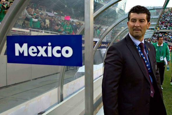 Herrera buscará mantener el puesto durante estos 4 años en...