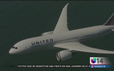 United Airlines retrasa vuelos salientes de San Francisco por problemas...