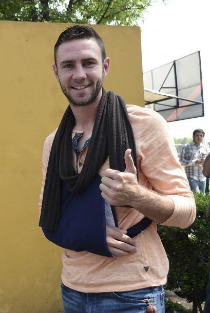 La lesión de Miguel Layún, la baja de juego que atraviesa Raúl Jiménez o...
