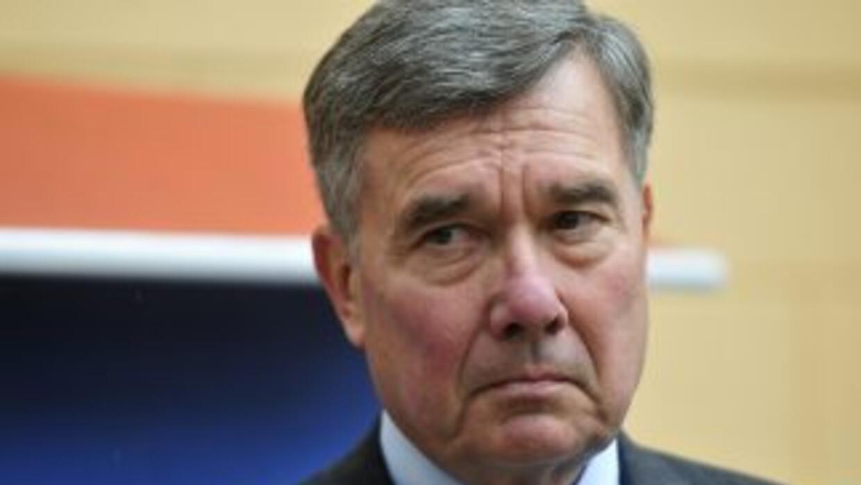 Gil Kerlikowske,director de Políticas sobre Drogas de la Casa Blanca.