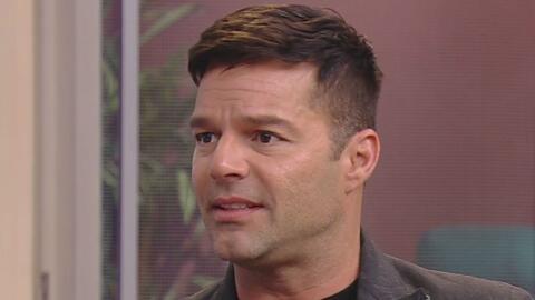 Ricky Martin libera su dolor ayudando a niños víctimas de trata