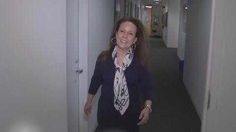 Después de 23 años en Univision Chicago, Luisa Echevarría se despide dej...