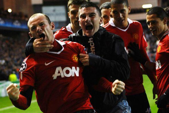 El Manchester United resultó de los conjuntos más s&oacute...