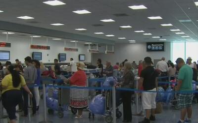 Agencias anuncian que muchos de sus clientes han cancelado viajes a Cuba...
