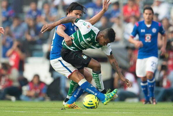 El León cayó con América y Tigres, el Pachuca con Cruz Azul y Monterrey,...