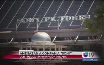 """Polémica en """"Sony Pictures"""""""