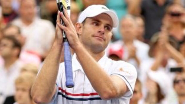 Roddick, de 30 años, se retiró en septiembre al concluir el Abierto de E...