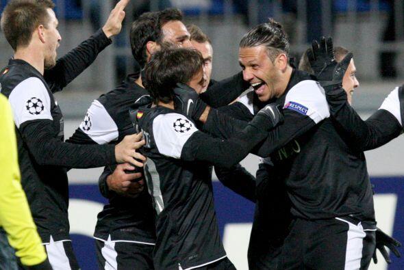 El hombre del Málaga es uno de los 'culpables' de que este equipo...