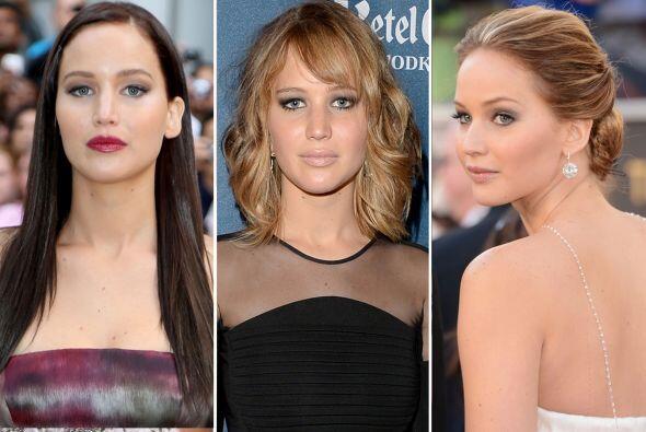 Jennifer Lawrence es de las mujeres que no aparenta la edad que tiene, p...