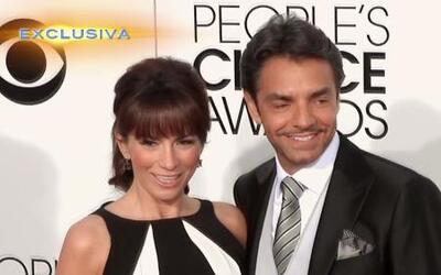 Acompañamos a Eugenio Derbez en los People's Choice Awards