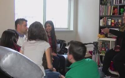 Grupo de niños hispanos sufrió ataque racial en medio del rodaje de una...