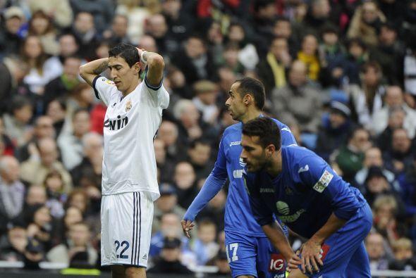 Lo que parecía un dominio en el campo por parte del Madrid no se podía r...