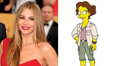 Sofía Vergara Simpson