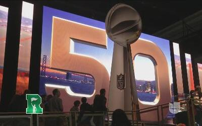 San Francisco se empapa de Super Bowl