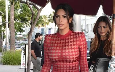 Kim Kardashian llegará a su peso ideal para la Met Gala 2016