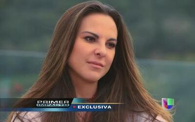 Verónica del Castillo entrevistó a su hermana Kate del Castillo – parte 2