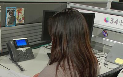 ¿Siente angustia? Univision 34 organizó un banco de llamadas para presta...