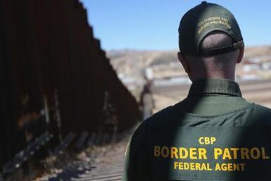 Patrulla fronteriza salva a dos menores en Arizona