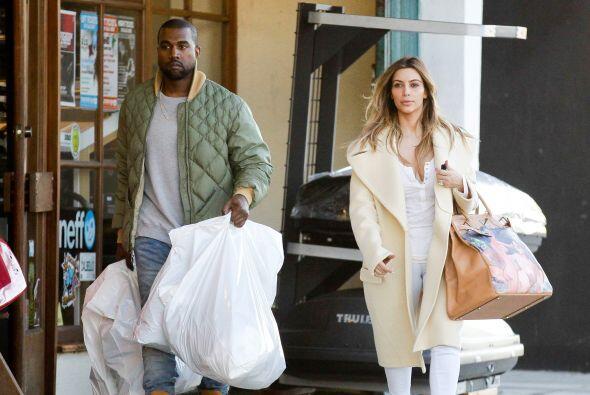 Seguramente es muy difícil darle un regalo a Kim Kardashian, ya q...