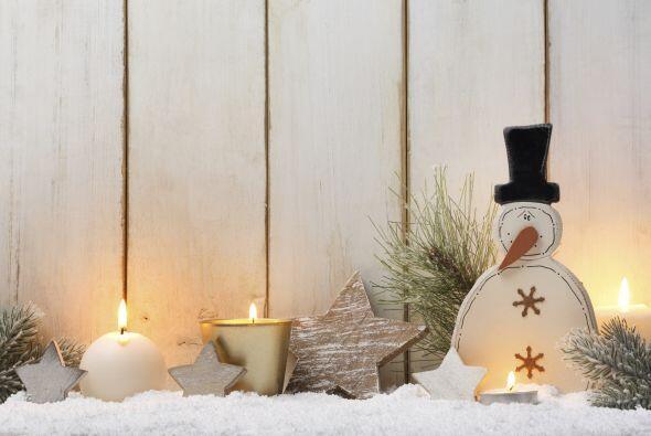 Para llevar la Navidad a tu recámara no precisamente debe ser en...