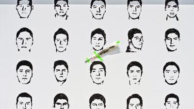 Sin motivos para celebrar continúan los padres de los 43 desaparecidos e...