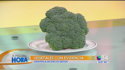 Vegetales que ayudan a desintoxicar el cuerpo