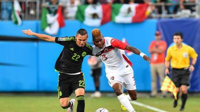 México vs. Trinidad y Tobago