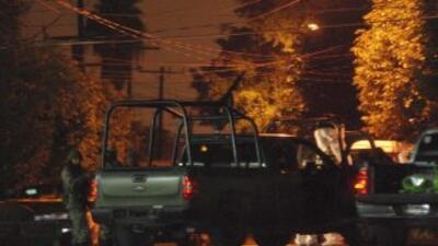 Varios comercios de Monterrey ha sufrido ataques en los últimos días.
