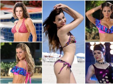 Recordamos con cariño las bellezas de Miami que pasaron por las d...