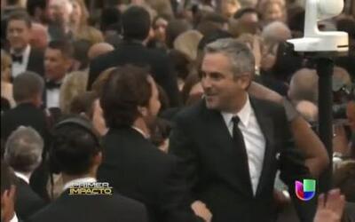 Triunfo de Alfonso Cuarón es un orgullo latino