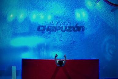 """La final de """"El Gran Chapuzón"""" se destacó por la dificultad de los clav..."""