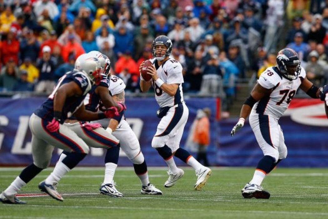 Tardía la reacción de los Broncos a final del tercer período.