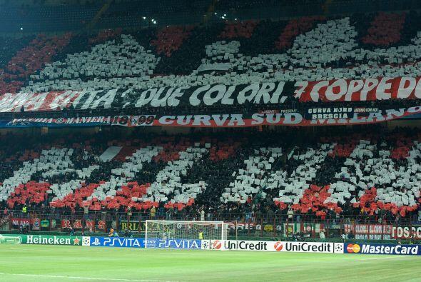 El estadio Giuseppe Meazza, inmueble histórico en Italia, recibi&...