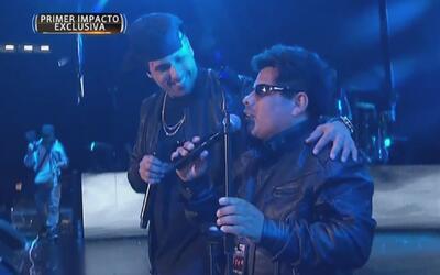 Nicky Jam sorprende a un imitador invidente en Perú