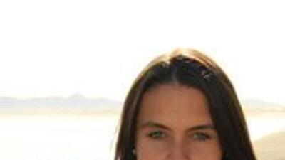Lilia quedó encantada con Sudáfrica