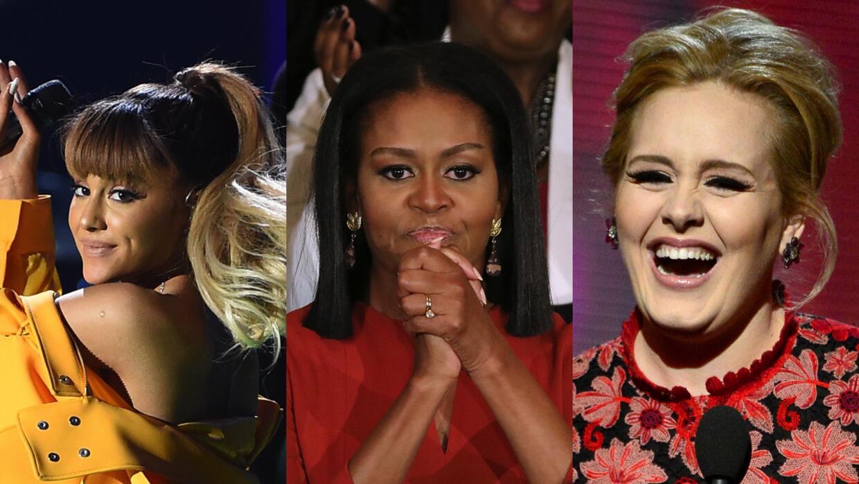 Michelle Obama cumple el 17 de enero 53 años de edad.