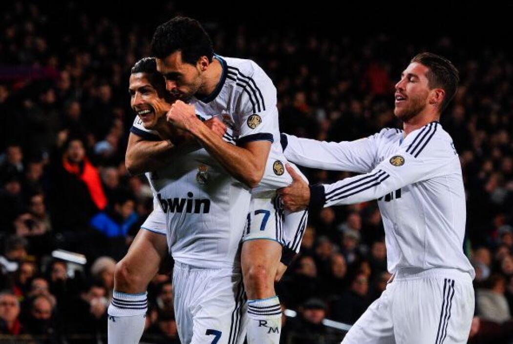 Segundo doblete consecutivo de Cristiano Ronaldo en el Camp Nou y senten...