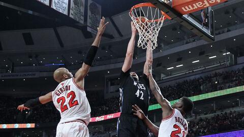 Los Timberwolves sorprendieron a Chicago Bulls con un 99-94 en el United...