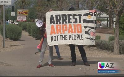 Comunidad espera que Joe Arpaio sea condenado