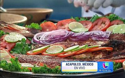 Receta de Ceviche Despierta Acapulco, en Despierta América