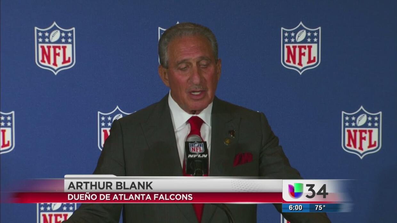 Atlanta sede del Super Bowl en 2019