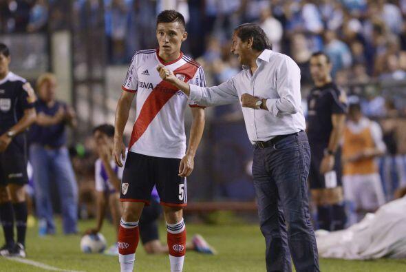 """El River del """"Pelado se metió a la Bombonera de Buenos Aires y venció a..."""