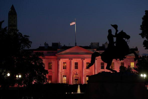 Según Carney, bajo la reforma sanitaria promulgada en 2010 la may...