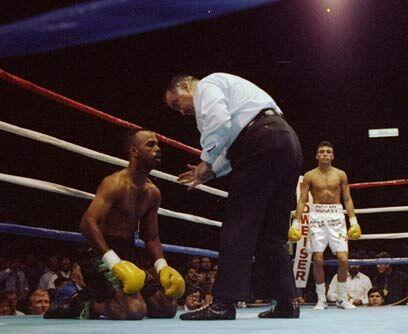 Convirtiendo el boxeo en oroOscar De la Hoya comenzó su carrera p...