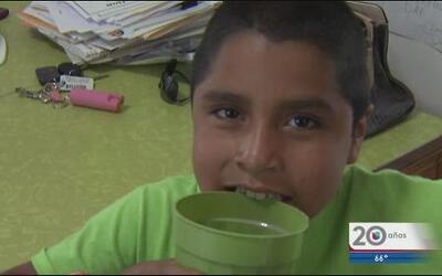 Familia hispana necesita ayuda para niño con distrofia muscular