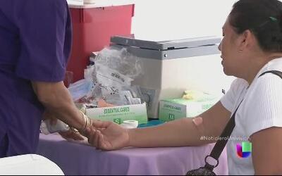 Inicia la Semana de la Salud con sendas ferias en California