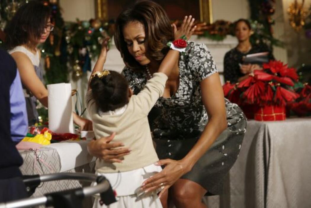 Se espera que 70 mil visitantes recorran la Casa Blanca por la época nav...