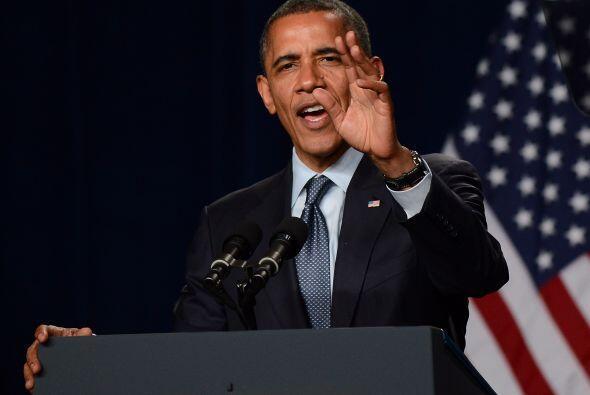 La misma encuesta le da un margen de 44 a 36, a Romney sobre Obama, entr...