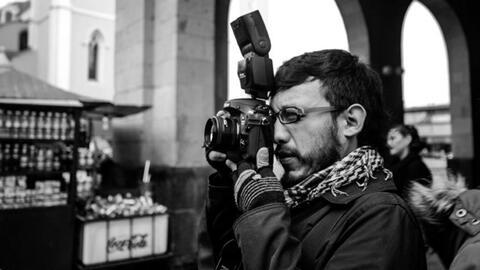 Indignación por asesinato de fotoperiodista en la Ciudad de México