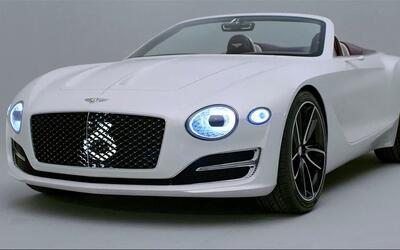 El Bentley EXP 12 Speed 6e Concept es la nueva definición del lujo eléct...